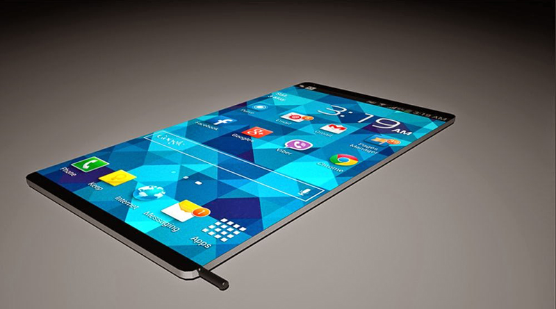 Phablet Galaxy Note 6