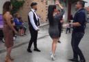 Još jedna svadba na kojoj je kuma bila glavna: Pogledajte kako meša (VIDEO)