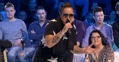 DA SE NAJEŽIŠ: Ovako Marija Šerifović peva hit svoje majke Verice (VIDEO)