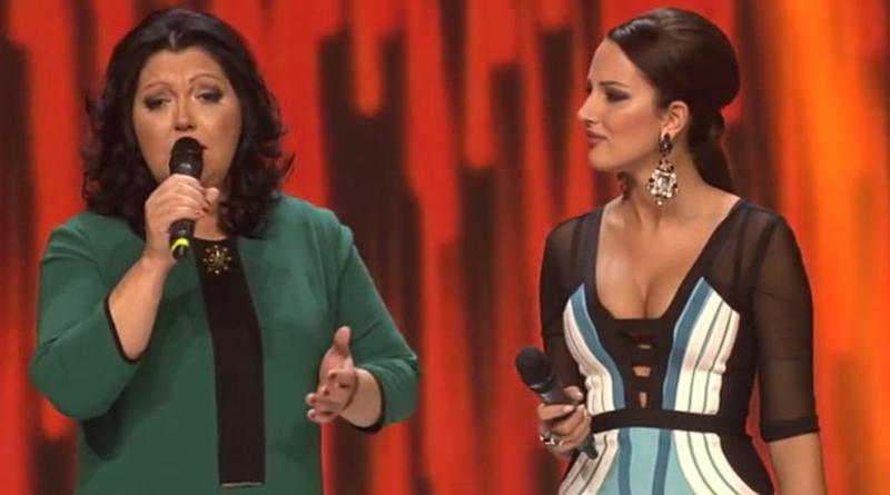 ODUŠEVILA: Evo kako je Aleksandra u duetu sa Vericom otpevala njene hit pesme (VIDEO)